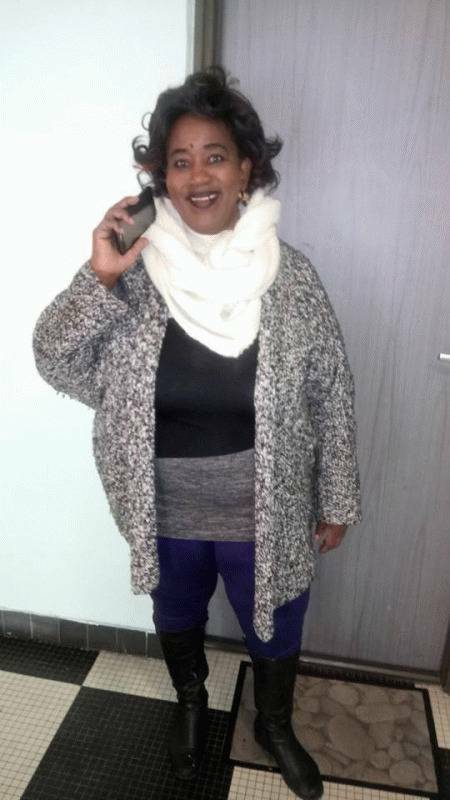 ninise 62 ans Le Havre