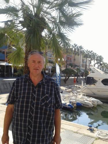 Bernard 65 ans Puylaurens