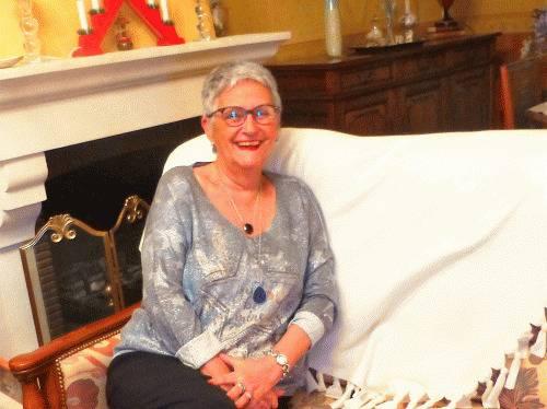 Chantal  74 ans Châteauroux