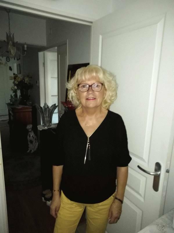 Marylene 60 ans Saint Nazaire