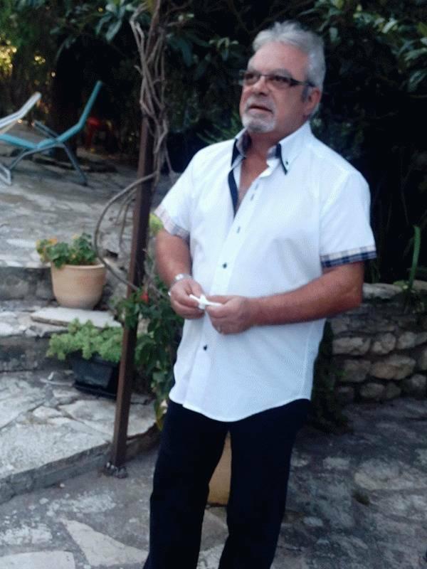 guy 68 ans Cavaillon