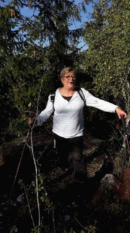 Denise Barbot 66 ans Saint Dié