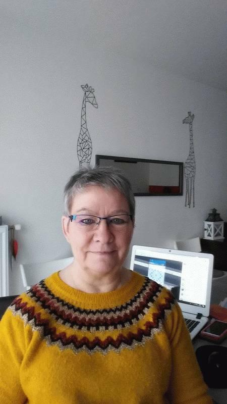 Viviane 63 ans Amiens