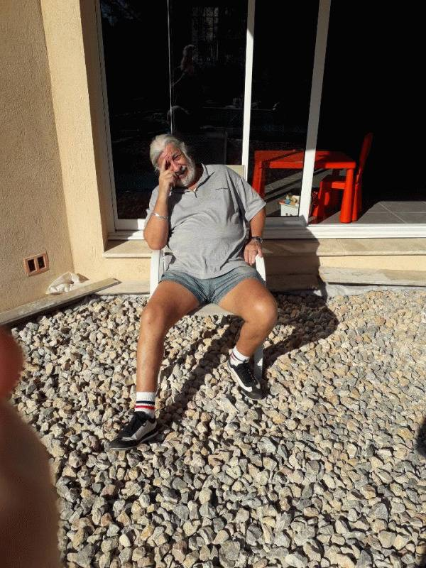 Tonino 70 ans Fréjus