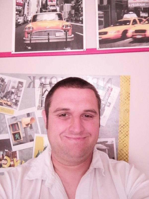 Mickael Françoi 32 ans Auchel