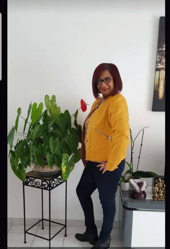 Maude 52 ans Quimperlé