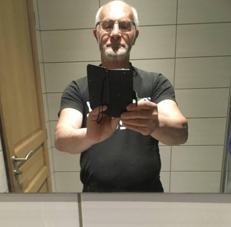 Claude  67 ans Schiltigheim