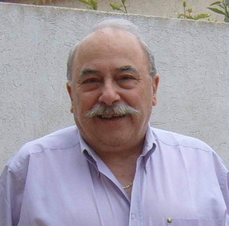 Christian SANA 74 ans Courthézon