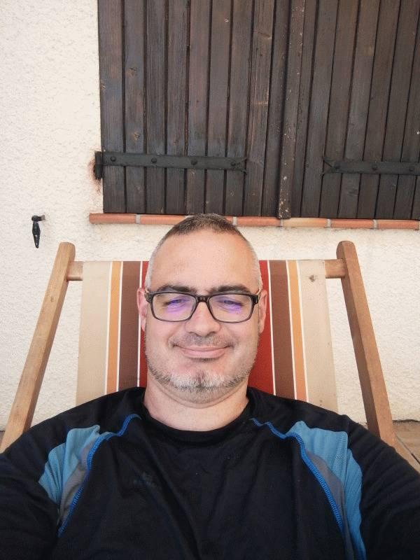 Sebastien 37 ans Saint André de Cubzac