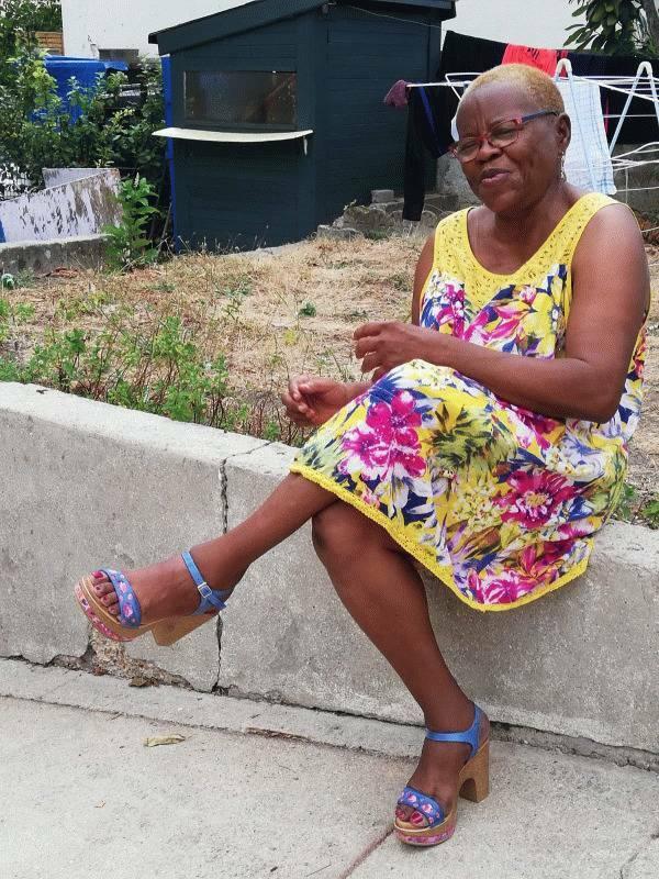 Jeanine 66 ans Melun