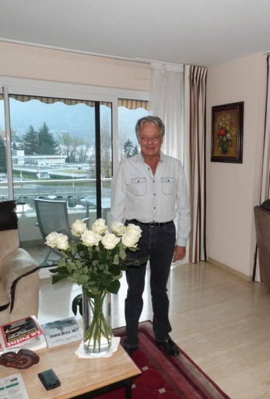 jackie 75 ans Aix les Bains
