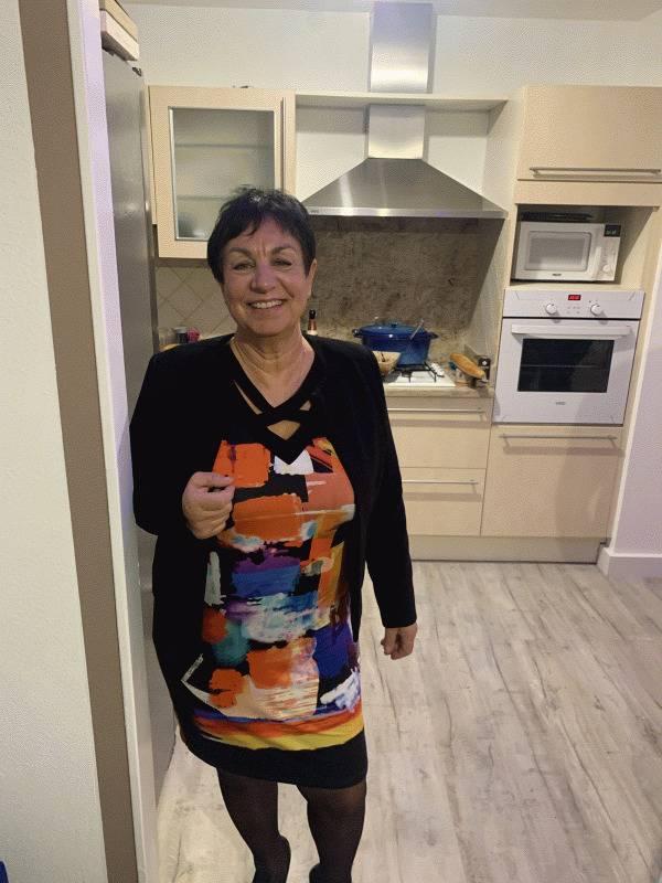 Maryse 66 ans Alès