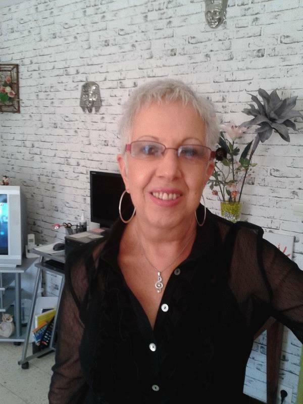 Danielle  71 ans La Grand'Combe