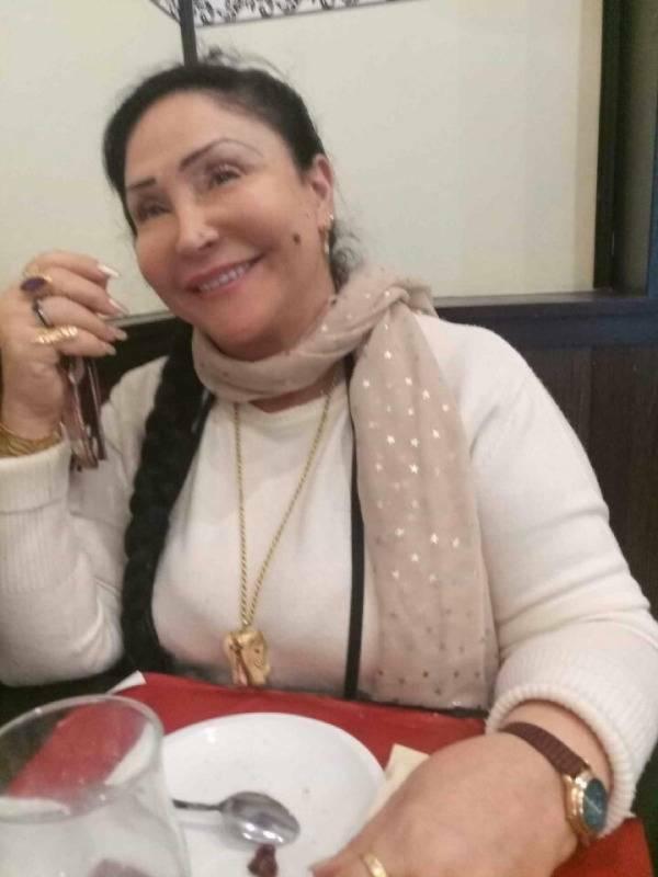 Mona 68 ans marseille 15eme arrondiss