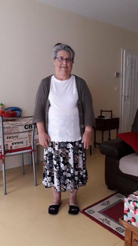 monique 74 ans Chasseneuil sur Bonnieure