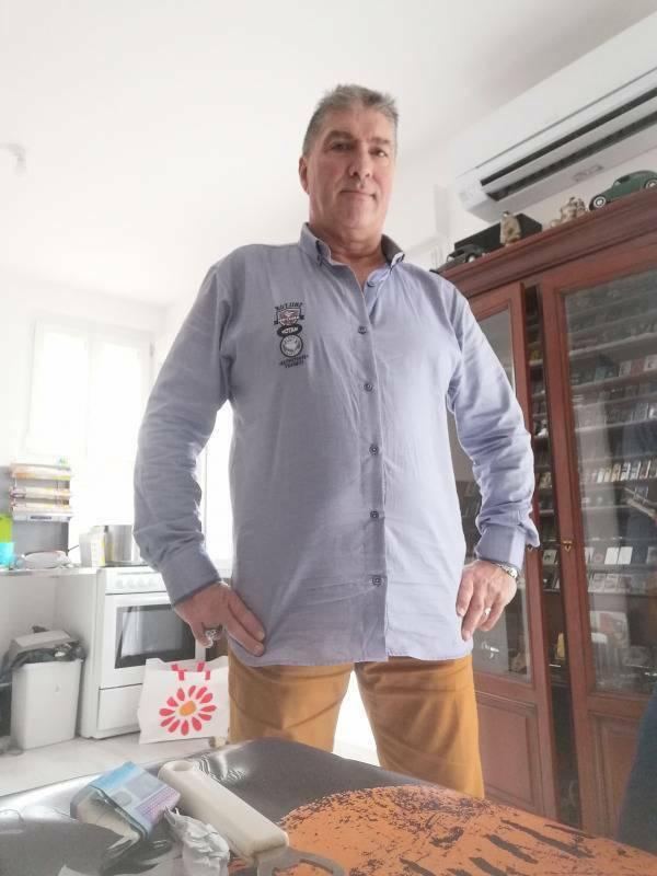 Jean claude 58 ans Villeneuve lès Béziers