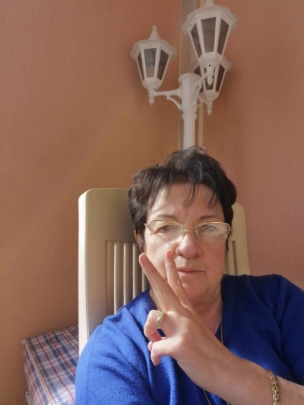 Brigitte 63 ans Saint Laurent du Var