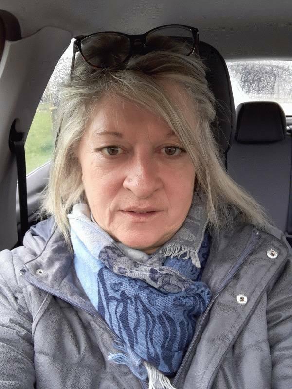 Sandrine  50 ans Margencel