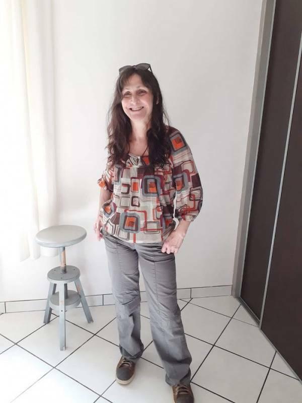 Marie-Carmen 55 ans Seyssel