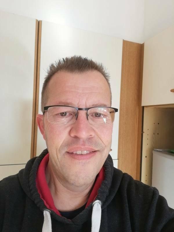 Christophe  52 ans Saint Dié