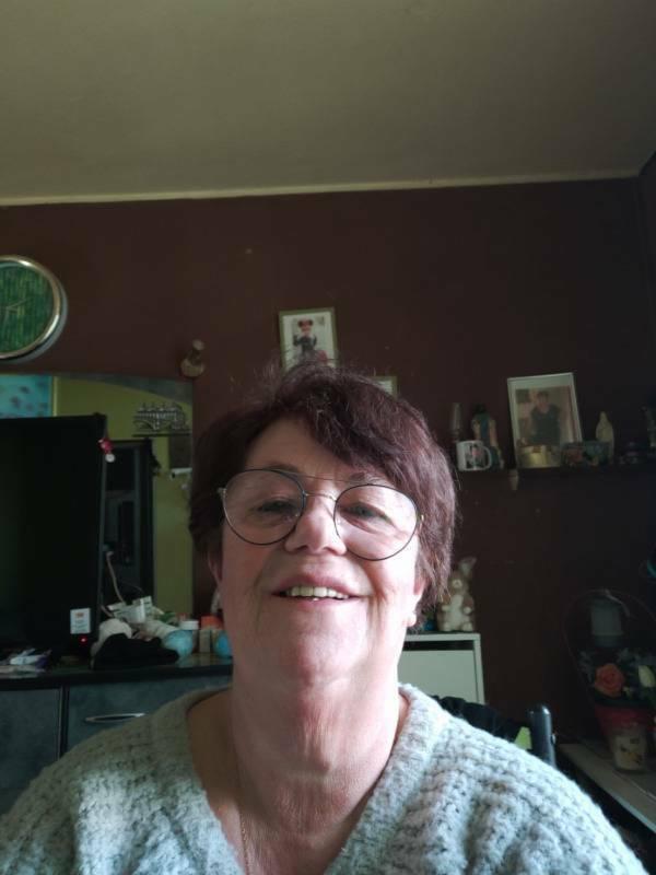 Marie claude 65 ans Sorgues