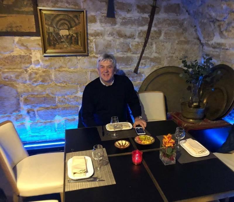 Daniel 58 ans Avignon