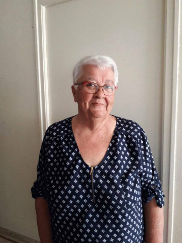 Hélène Riou 69 ans Bourgneuf en Mauges