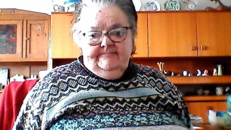 Evelyne 70 ans Montluçon
