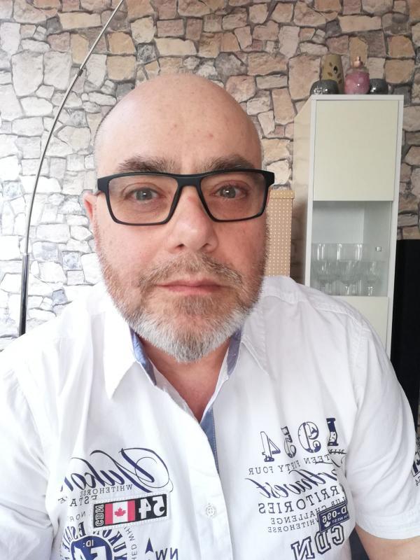 jorge 58 ans Massy